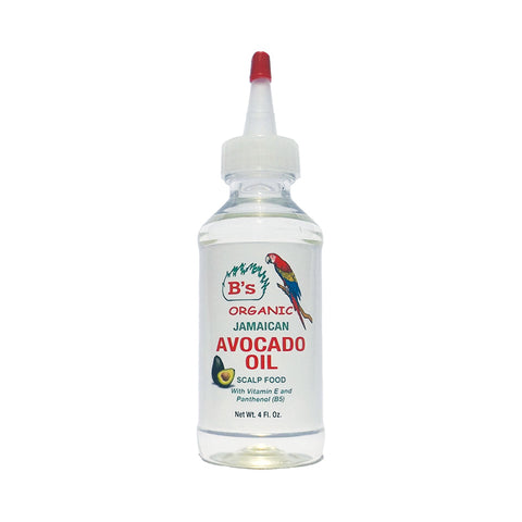 B's Jamaican Avocado Oil 4oz
