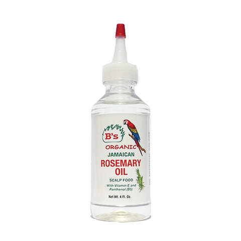 B's Jamaican Rosemary Oil 4oz