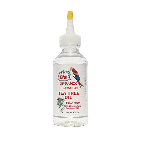 B's Jamaican Tea Tree Oil 4oz