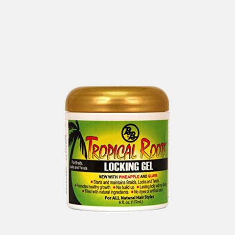 [Bb] Tropical Roots Locking Gel 6Oz - C_Hair Care-Braids & Locs & Twists