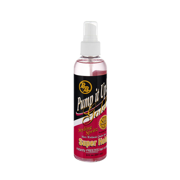 BB Pump It Up Styling Spritz [Super Hold] 8oz