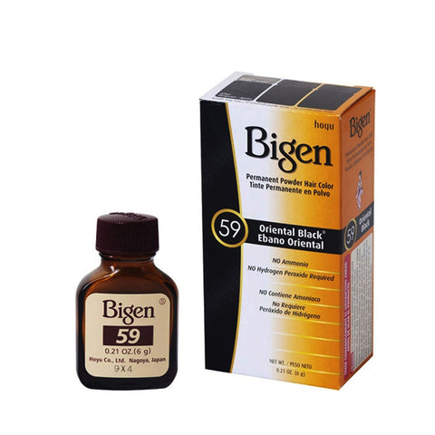 BIGEN Permanenet Powder Hair Color 0.21oz (6g)