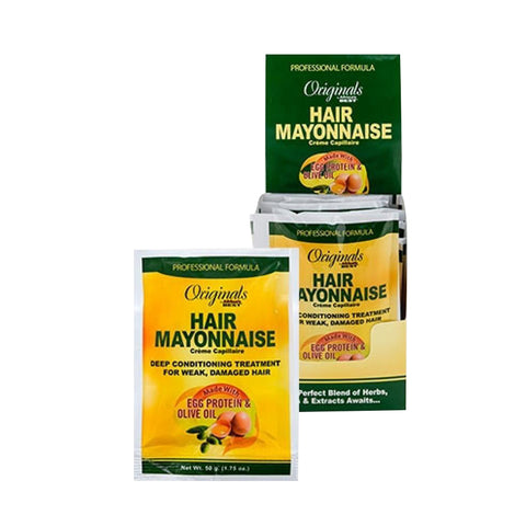 AFRICA'S BEST ORIGINALS Hair Mayonnaise  PK 1.75oz