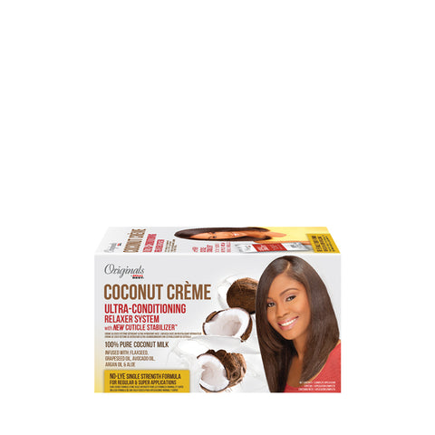 AFRICA'S BEST COCONUT CRÈME Ultra-Conditioning Relaxer System KIT