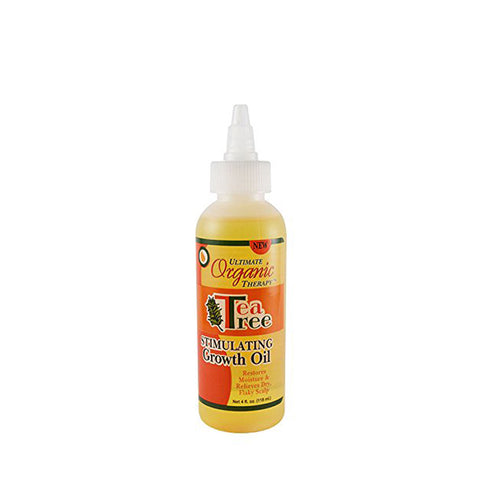 AFRICA'S BEST Growth Oil [Tea Tree] 4oz