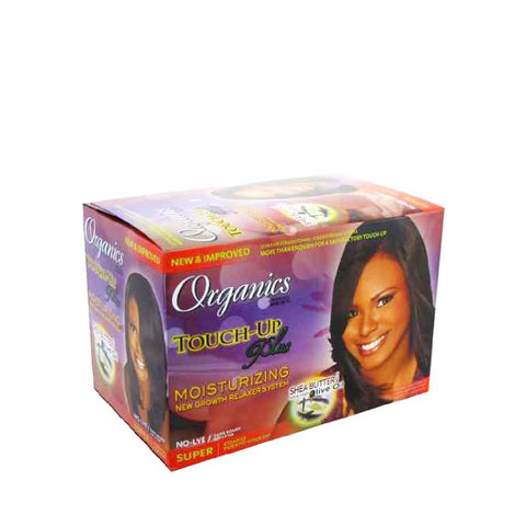 AFRICA'S BEST Touch-Up Plus No-Lye Relaxer [SUP] KIT