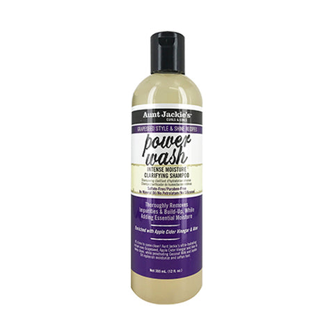 AUNT JACKIE'S GRAPESEED POWER WASH MOISTURE SHAMPOO