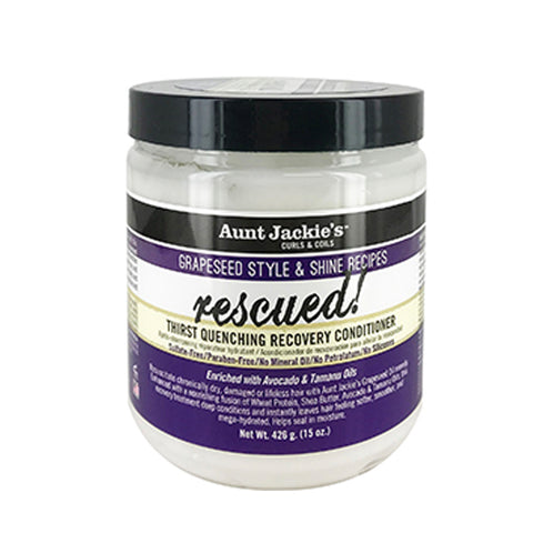 AUNT JACKIE'S GRAPESEED RESCUED QUENCHING CONDITIONER
