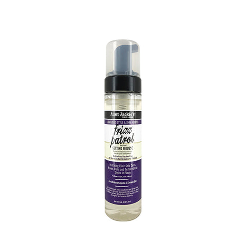 AUNT JACKIE'S GRAPESEED FRIZZ PATROL SETTING MOUSSE