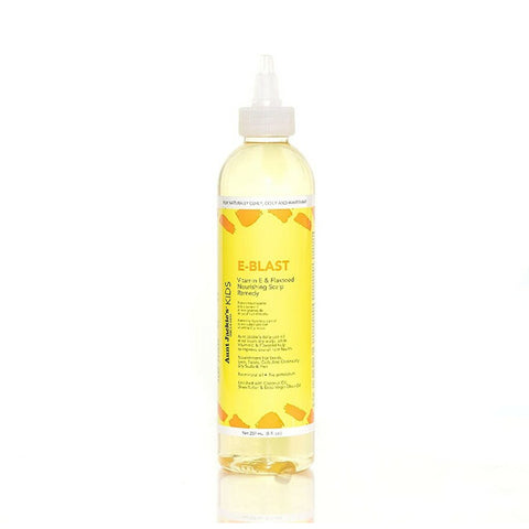 [Aunt Jackies] Girls E-Blast Nourishing Scalp Remedy 8Oz - C_Kids & Baby-Hair Care
