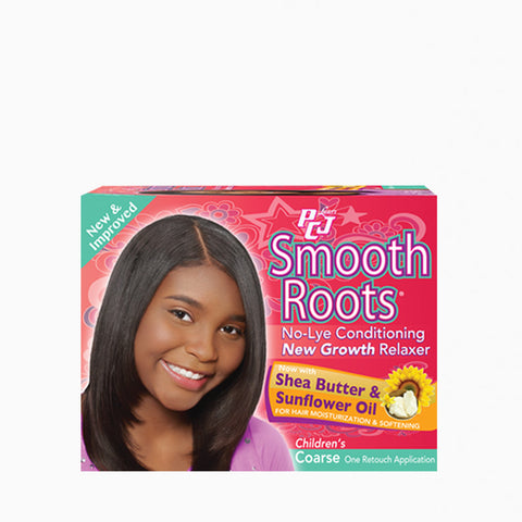 [Pcj] Smooth Roots No-Lye Conditioning New Growth Relaxer - Coarse - C_Kids & Baby-Hair Care