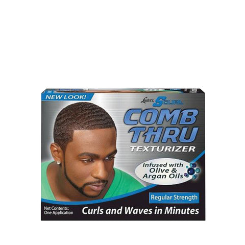 S CURL Comb Thru KIT