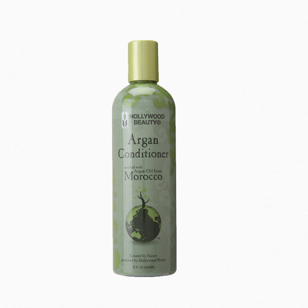 [Hollywood Beauty] Argan Conditioner 12Oz - C_Hair Care