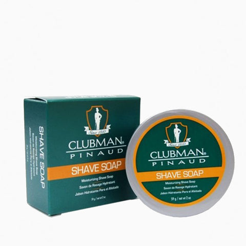 [Clubman] Pinaud Shave Soap 2Oz - C_Mens-Skin Care
