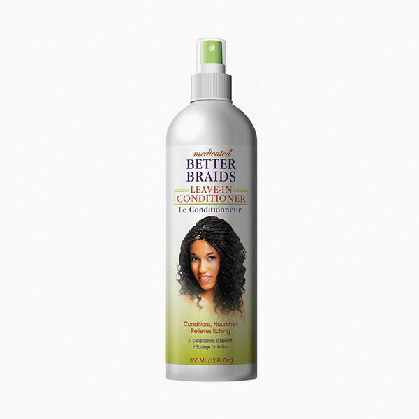 [Better Braids] Leave-In Conditioner 12Oz - C_Hair Care-Braids & Locs & Twists