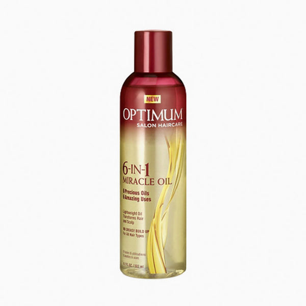 [Optimum] Miracle Oil 6 In 1 Miracle Oil 4.1Oz - C_Hair Care