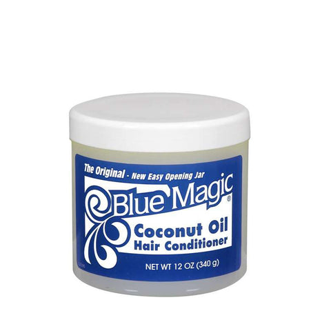 BLUE MAGIC Coconut Oil 12oz