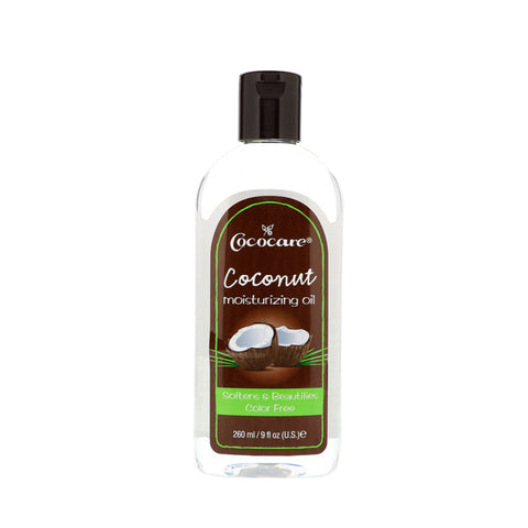 COCOCARE Coconut Moisturizing Oil 9oz