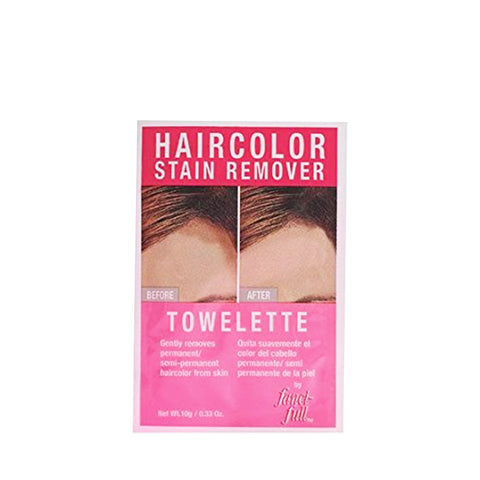 [FANCI-FULL] Hair Color Stain Remover - Towelette 10g