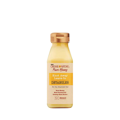 [Creme Of Nature] Pure Honey Knot Away Leave-In Detangler 8Oz - C_Hair Care