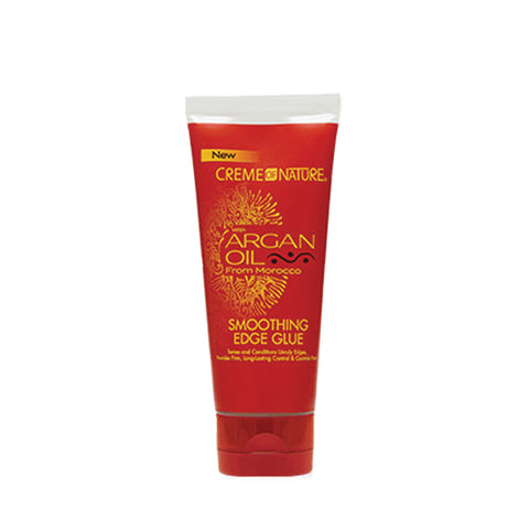 CREME OF NATURE ARGAN OIL Smoothing Edge Control 3.38oz