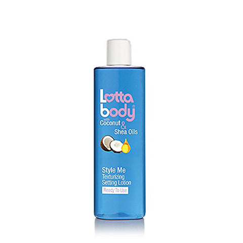 LOTTA BODY Style Me Texturizing Setting Lotion 12oz