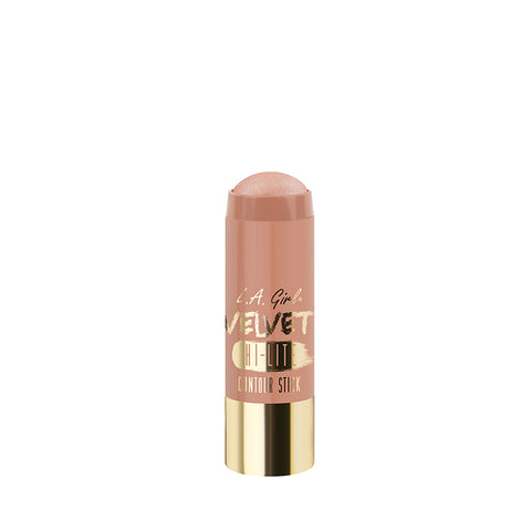 [La Girl] Velvet Contour Stick - Highlighter - Makeup