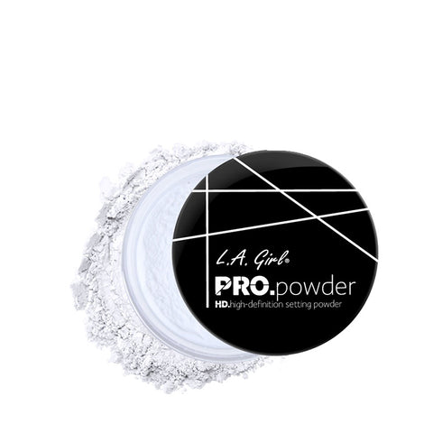[La Girl] Hd Pro Setting Powder - Gpp939 Translucent - Makeup