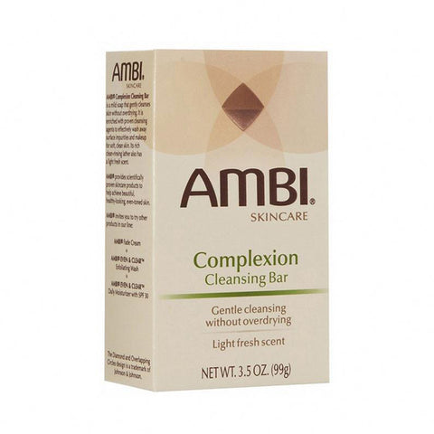 [Ambi] Complexion Cleansing Bar 3.5Oz - C_Skin Care