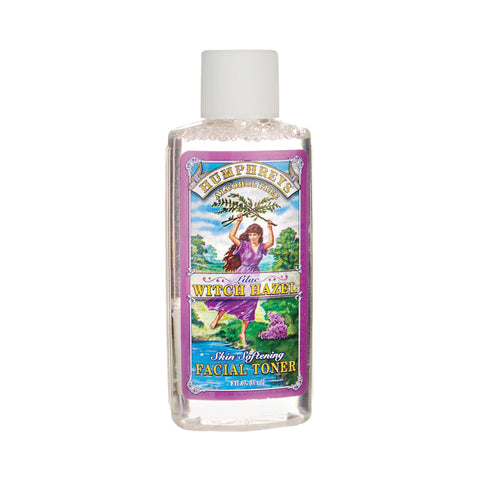 HUMPHREYS Witch Hazel Skin Softening Facial Toner Lilac Alcohol Free 8oz