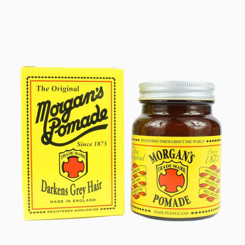 [Morgans] Pomade 100G - 100G - C_Hair Care-Hair Color