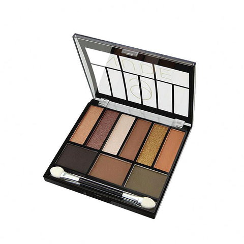 [Nicka K] Perfect 9 Colors Eyeshadow - Ap032 Nude - Makeup