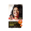 Nicka K Tyche 3-In-1 Hair Color Shampoo (Off Black) 0.4oz