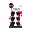 ABSOLUTE NEW YORK PINC CAT #P034 Hair Clip