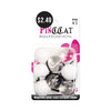 ABSOLUTE NEW YORK PINC CAT #P110 Marble Ponytail Holder