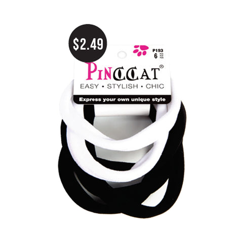 ABSOLUTE NEW YORK PINC CAT #P193 Braid/Ponytail Holder