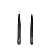 [Nicka K] Implements Tweezer Combo Pack - Ni012B Black - Makeup