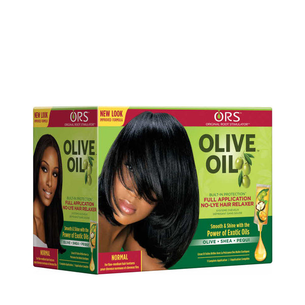 [Ors] Olive Oil Relaxer [N] Kit - C_Hair Care