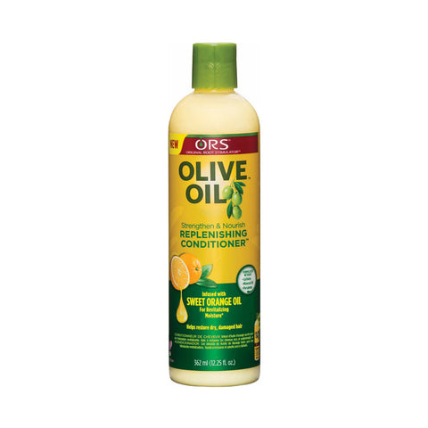 [Ors] Olive Oil Replenishing Conditioner 12.3Oz - C_Hair Care