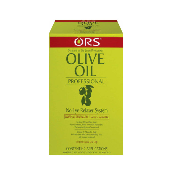 [Ors] Olive Oil Relaxer 2-Applications [N] - C_Hair Care