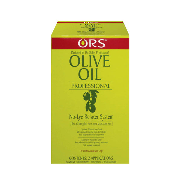 [Ors] Olive Oil Relaxer 2-Applications [E] - C_Hair Care