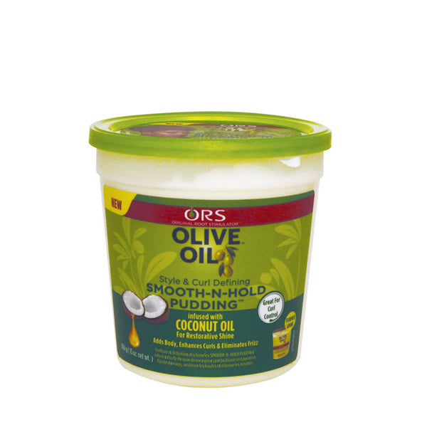 [Ors] Olive Oil Smooth-N-Hold Pudding 13Oz - C_Hair Care