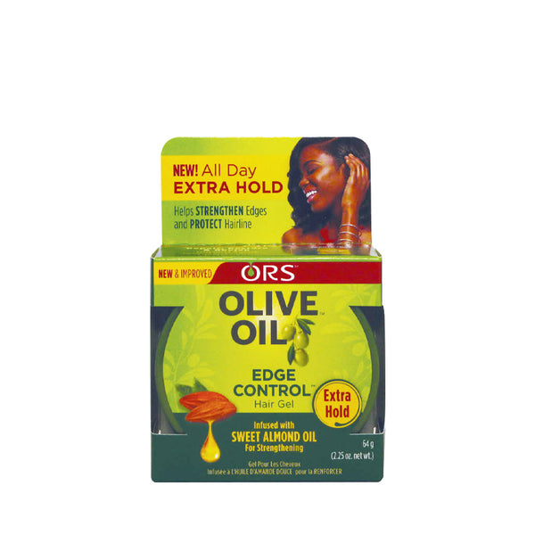 [Ors] Olive Oil Edge Control 2.25Oz - C_Hair Care