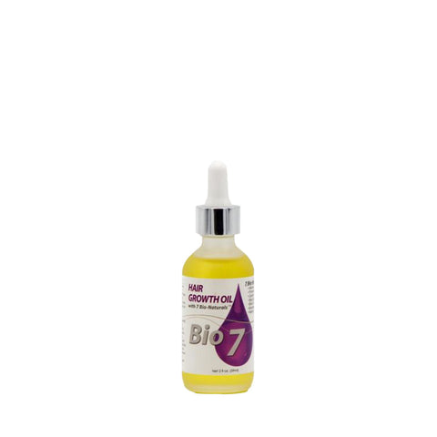 BY NATURES Bio7 Hair Growth Oil 2oz
