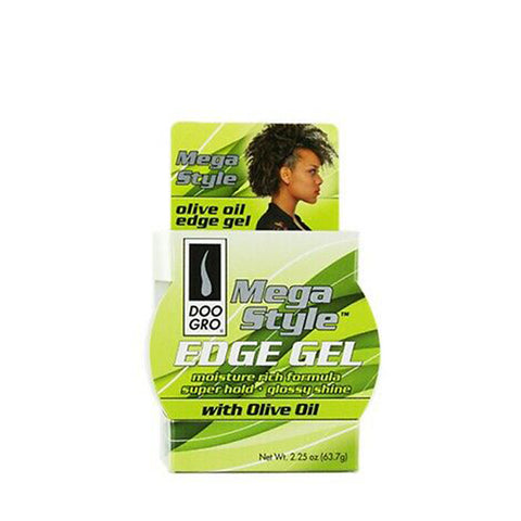 DOO GRO Mega Style Edge Gel with Olive Oil 2.25oz