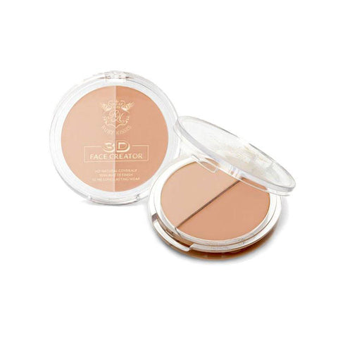 [Kiss] 3D Face Creator Foundation/concealer - Rdf09 - Makeup