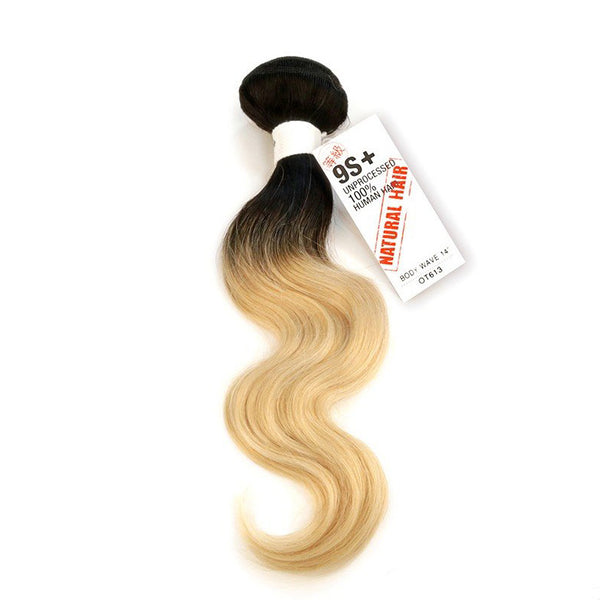 SHAKE N GO 9S+ Unprocessed 100% Human Hair Body Wave