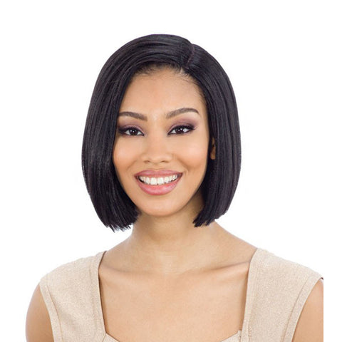 "SHAKE N GO Freetress EQUAL Synthetic 5"" Lace part Full Wig VIVIAN"