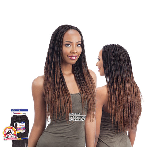 [SHAKE N GO] FREETRESS Braid 81 Strands Box Braid