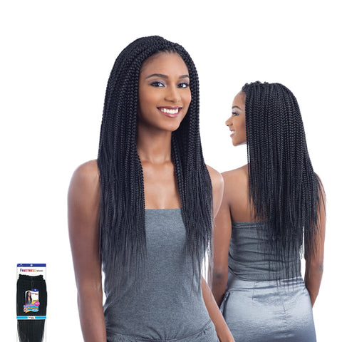[SHAKE N GO] FREETRESS Braid 81 Strands Nigerian Braid 20""